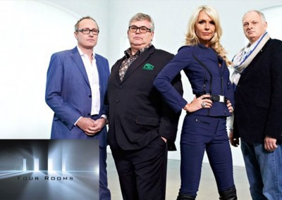 Coming Soon: Peter's Wavy C Console on More4's 'Four Rooms'