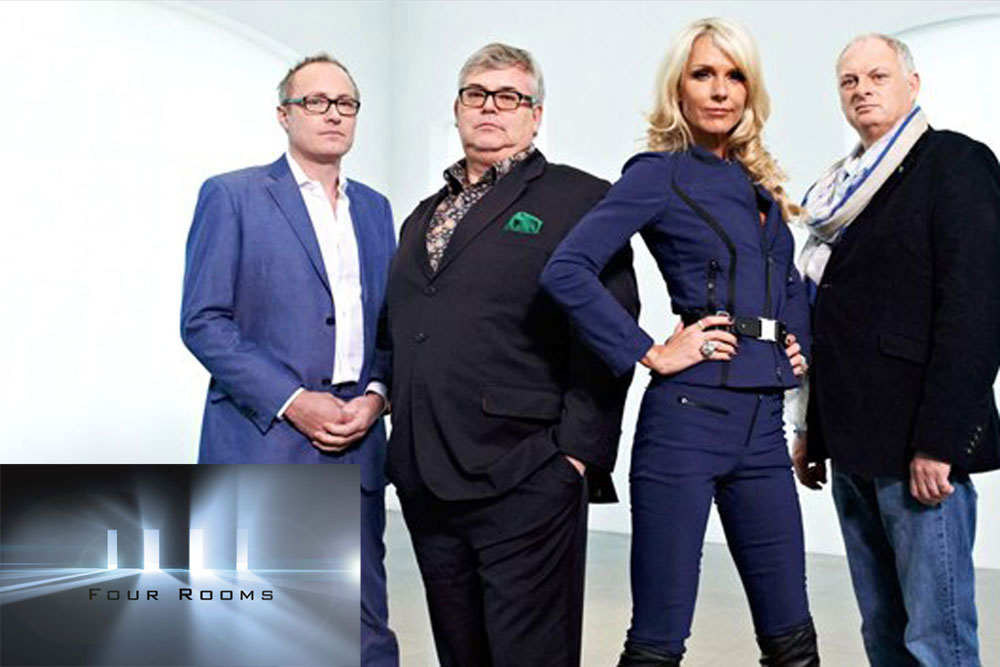 Four Rooms Channel 4 TV