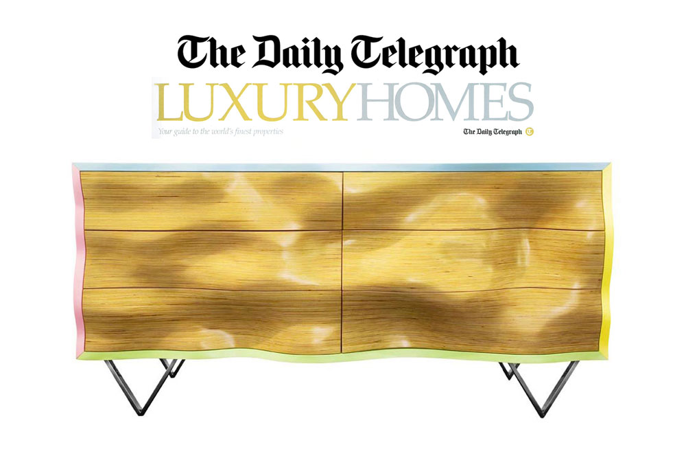 FEATURED: Daily Telegraph Luxury Homes Supplement