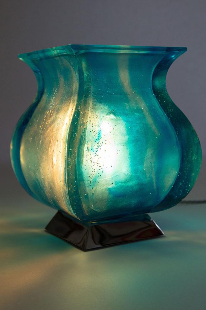 Vase Lamp © Peter Stern Furniture Design