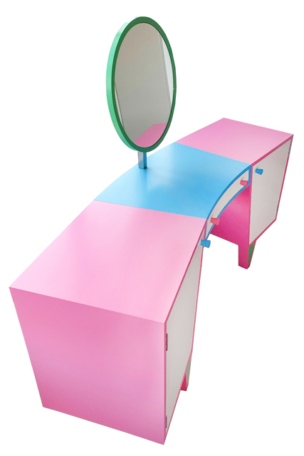 JULES dressing table by Peter Stern
